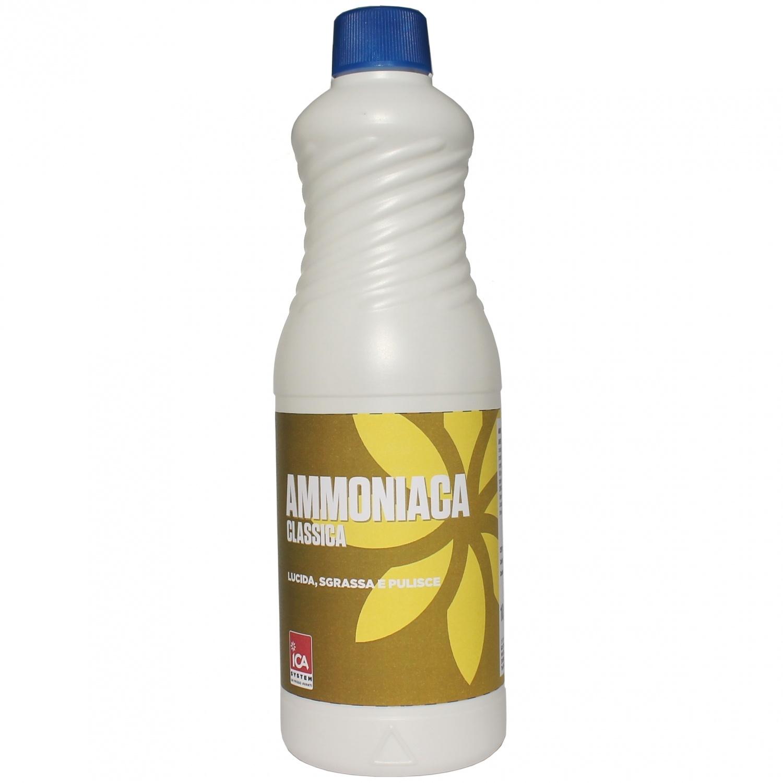 Ammoniaca Per Pulire Pavimenti.Ammoniaca Classica Prodotti Alcool Ammoniache Candeggine